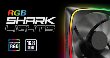 RGB SHARK Lights