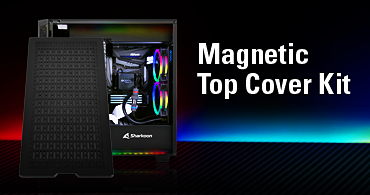 Magnetic Top Cover Kit